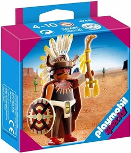 Playmobil Special Set #4749 Medicine Man