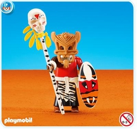 Playmobil Figures Set #7459 African Native Chief