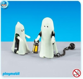 Playmobil Figures Set #7482 Scary Ghosts