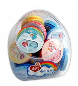 Care Bears Candy Tin Sours [Random Flavor]