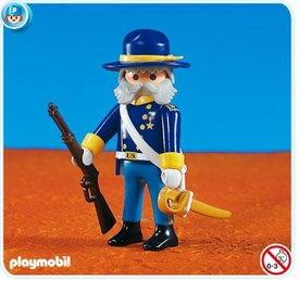 Playmobil Figures Set #7662 Union Leader