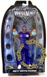 WWE Summer Slam Road to Wrestlemania 22 Series 1 Action Figure Rey Mysterio