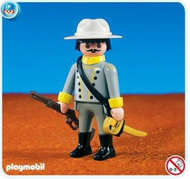 Playmobil Figures Set #7663 Rebel Leader
