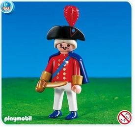 Playmobil Figures Set #7676 Redcoat Leader