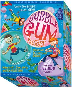 Elmer's Scientific Explorer Bubble Gum Factory {Activity Set}