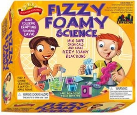 Elmer's Scientific Explorer Fizzy Foam Science