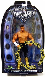 WWE Summer Slam Road to Wrestlemania 22 Series 1 Action Figure Eddie Guerrero