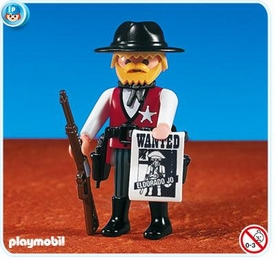 Playmobil Figures Set #7661 Sheriff