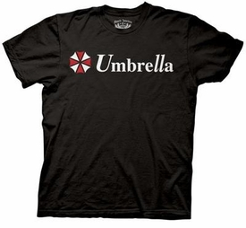 Resident Evil Adult T-Shirt Umbrella