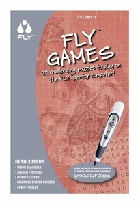 FLY Pentop FLYware FLY Games BLOWOUT SALE!