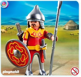 Playmobil Figures Set #4745 Mongolian Warrior