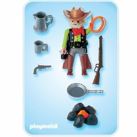Playmobil Special Set #4665 Western Cowboy
