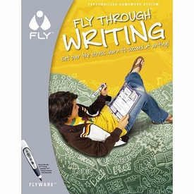 FLY Pentop FLYware FLY Through Writing Grades 3-8 BLOWOUT SALE!