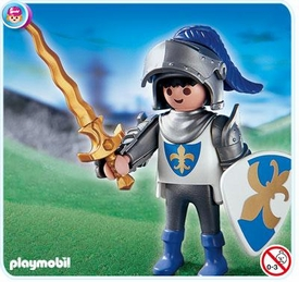 Playmobil Special Set #4616 Blue Knight
