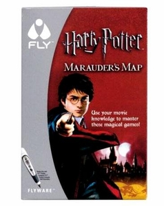 FLY Pentop FLYware Harry Potter Game Book Marauder's Map BLOWOUT SALE!