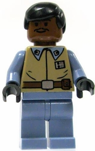 LEGO Star Wars LOOSE Mini Figure General Lando Calrissian