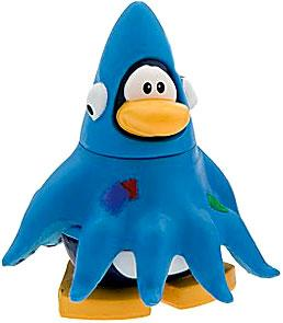 Disney Club Penguin 2 Inch Mini Figure Squidzoid