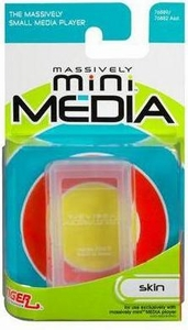 Mini Media Player MiniMedia Skin Clear Translucent BLOWOUT SALE!
