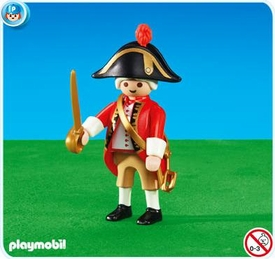 Playmobil Figures Set #6228 British Redcoat General