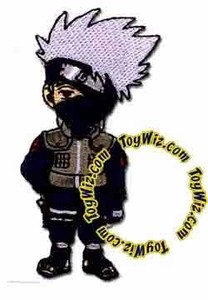 Naruto Accessories Official Patch Chibi Kakashi Hatake #1