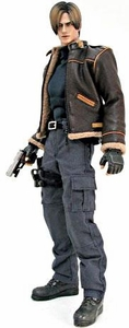 Hot Toys Resident Evil 4 Deluxe 12 Inch Action Figure Leon S. Kennedy