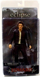 NECA Twilight Eclipse Movie Series 1 Action Figure Edward Cullen