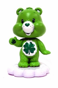 Care Bears Japanese Mini Bobble Head Good Luck Bear