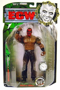 ECW Wrestling Series 4 Action Figure Boogeyman