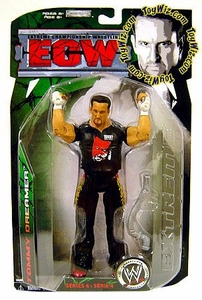 ECW Wrestling Series 4 Action Figure Tommy Dreamer