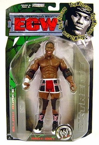 ECW Wrestling Series 4 Action Figure Elijah Burke