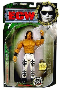 ECW Wrestling Series 4 Action Figure John Morrison