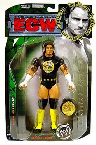 ECW Wrestling Series 4 Action Figure CM Punk