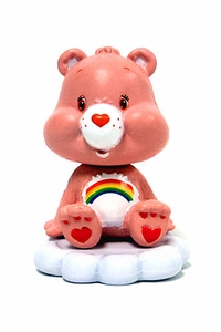 Care Bears Japanese Mini Bobble Head Cheer Bear