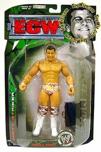 ECW Wrestling Series 4 Action Figure Matt Striker