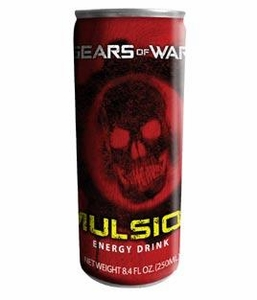 Energy Drink Gears of War Imulsion