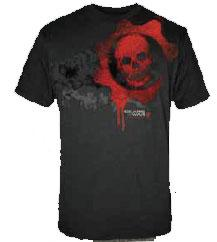 Gears Of War Adult T-Shirt GW107 Warzone