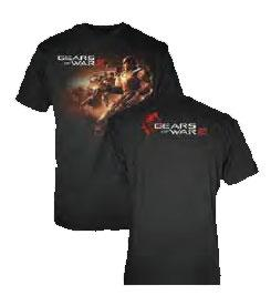 Gears Of War Adult T-Shirt GW208 Marching BLOWOUT SALE!