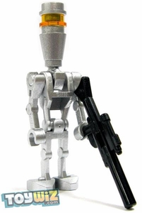 LEGO Star Wars LOOSE Mini Figure Clone Wars Assassin Droid with Blaster Rifle