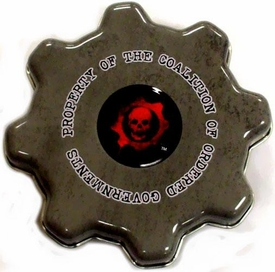 Gears of War Candy Tin Cog Tag Mints