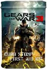 Gears of War 3 Bandages Curb Stomp First Aid Kit [Game Box Art]