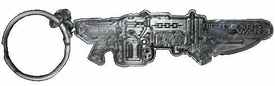 NECA Gears of War 3 Collectible Retro Lancer Keychain
