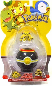 Pokemon Attack Spinner Poke Ball Electivire