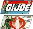 GI Joe 25th Anniversary Action Figures Multi-Packs