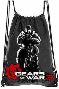 NECA Gears of War 3 Back Sack Gears of War 3 Marcus