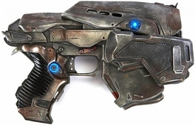 Gears of War 3 Limited Edition 13 Inch Full Scale Prop Replica COG Snub Pistol Only 500 Made!