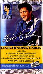 Elvis Presley Press Pass Trading Card Pack [5 Cards]