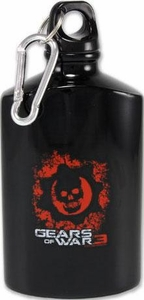 NECA Gears of War 3 Omen Canteen Flask