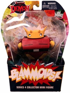 Blammoids Series 4 Mini Figure Etrigan the Demon