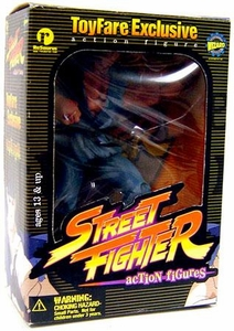 Street Fighter Wizard ToyFare Exclusive Action Figure Evil Ryu