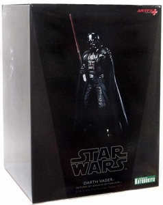 Star Wars A New Hope Kotobukiya ArtFX Deluxe 1/7 Pre-Painted Vinyl Statue Darth Vader